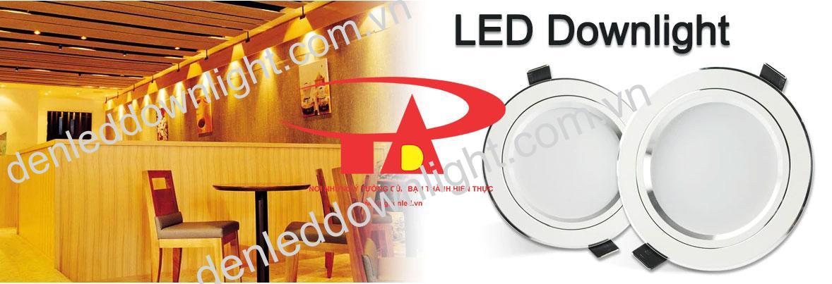 cung cấp đèn led chiếu sáng trong nhà và ngoài trời loại tốt tại TPHCM