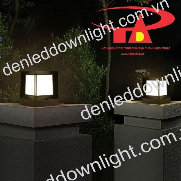 đèn trụ cổng năng lượng mặt trời GDL01 loại tốt, chất lượng cao