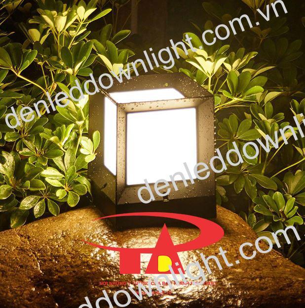 đèn trụ cổng năng lượng mặt trời GDL01 loại tốt, siêu bền
