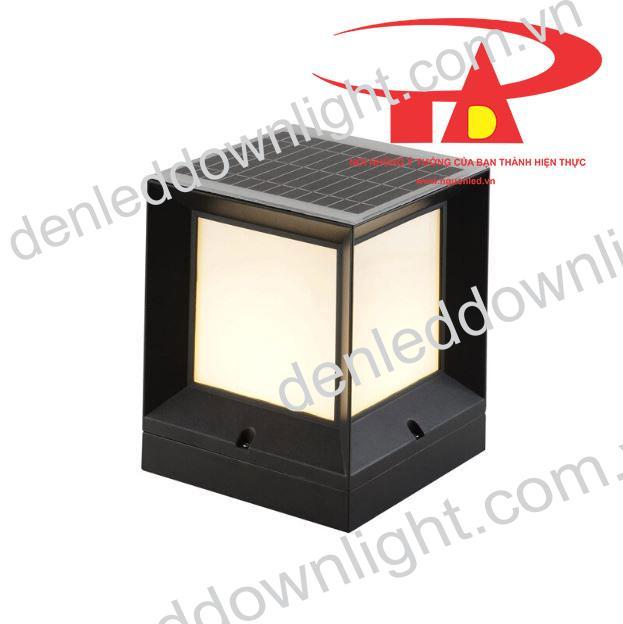 đèn trụ cổng năng lượng mặt trời GDL01 giá rẻ, loại tốt