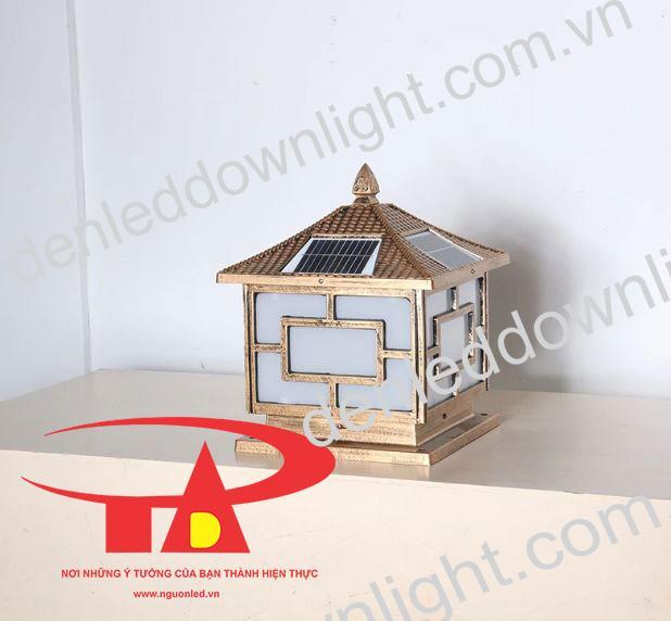 đèn trụ cổng năng lượng mặt trời GDL03 chiết khấu cao, nhập khẩu