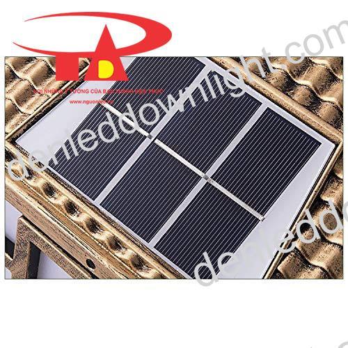 đèn trụ cổng năng lượng mặt trời GDL03 giá rẻ, chất lượng cao