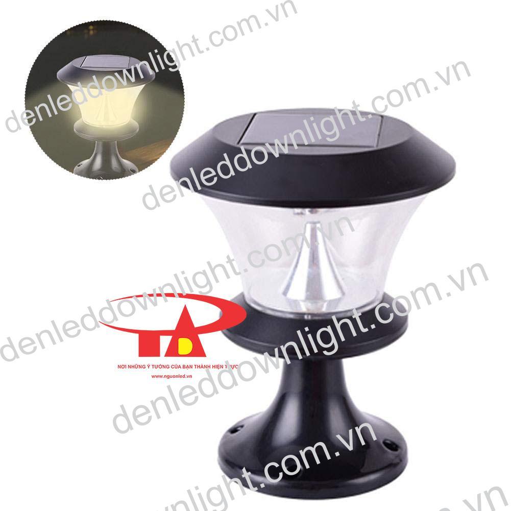 đèn trụ cổng năng lượng mặt trời GDL06 loại tốt, chất lượng cao