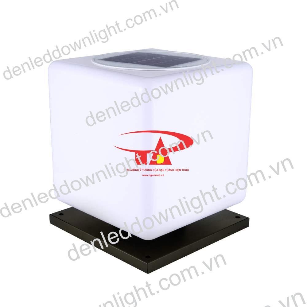 đèn trụ cổng năng lượng mặt trời GDL10 giá rẻ, loại tốt
