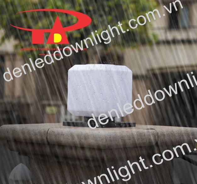đèn trụ cổng năng lượng mặt trời GDL10 chống thấm nước