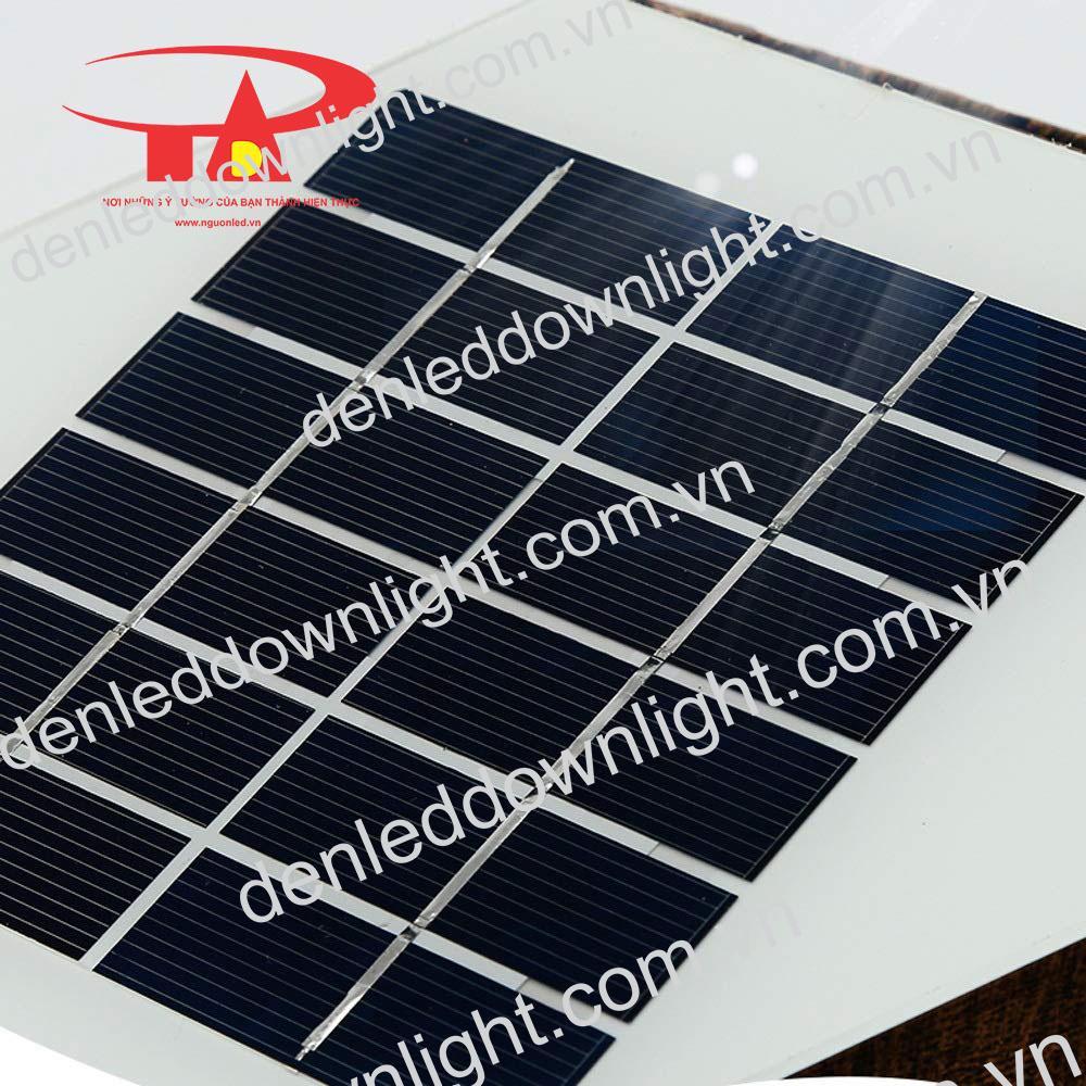đèn trụ cổng năng lượng mặt trời GDL13 giá rẻ, chống thấm nước
