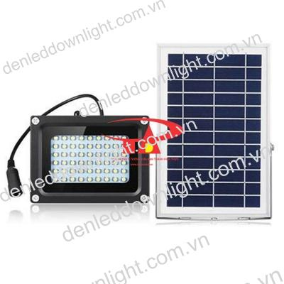 SOLAR FLOOD LIGHT 54 LED